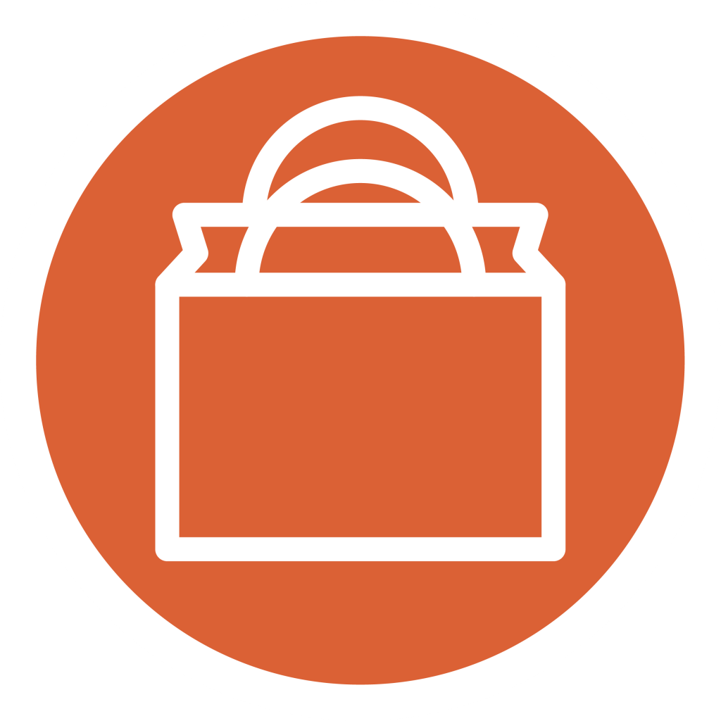Microlog icon Retail area
