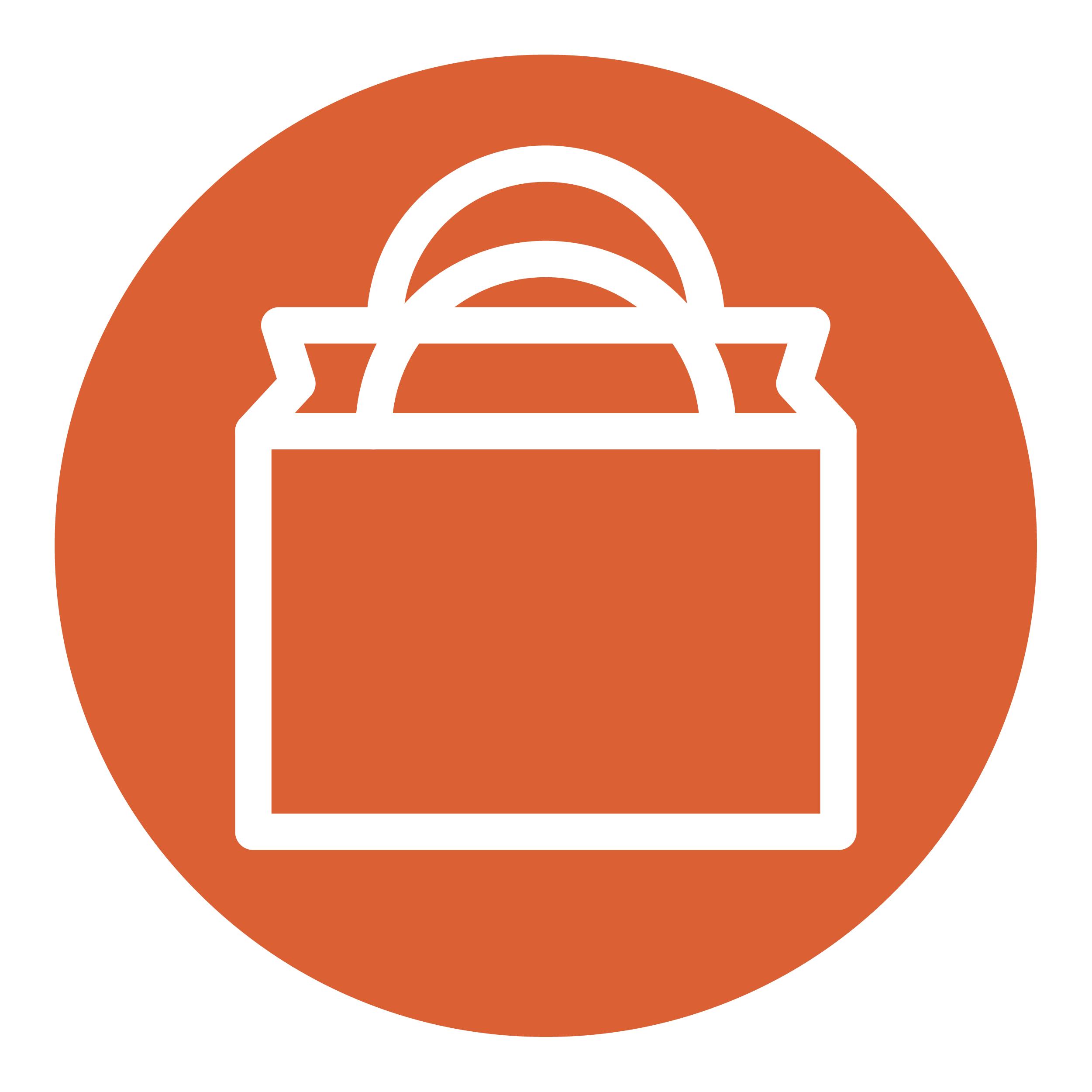 Microlog icon Retail area