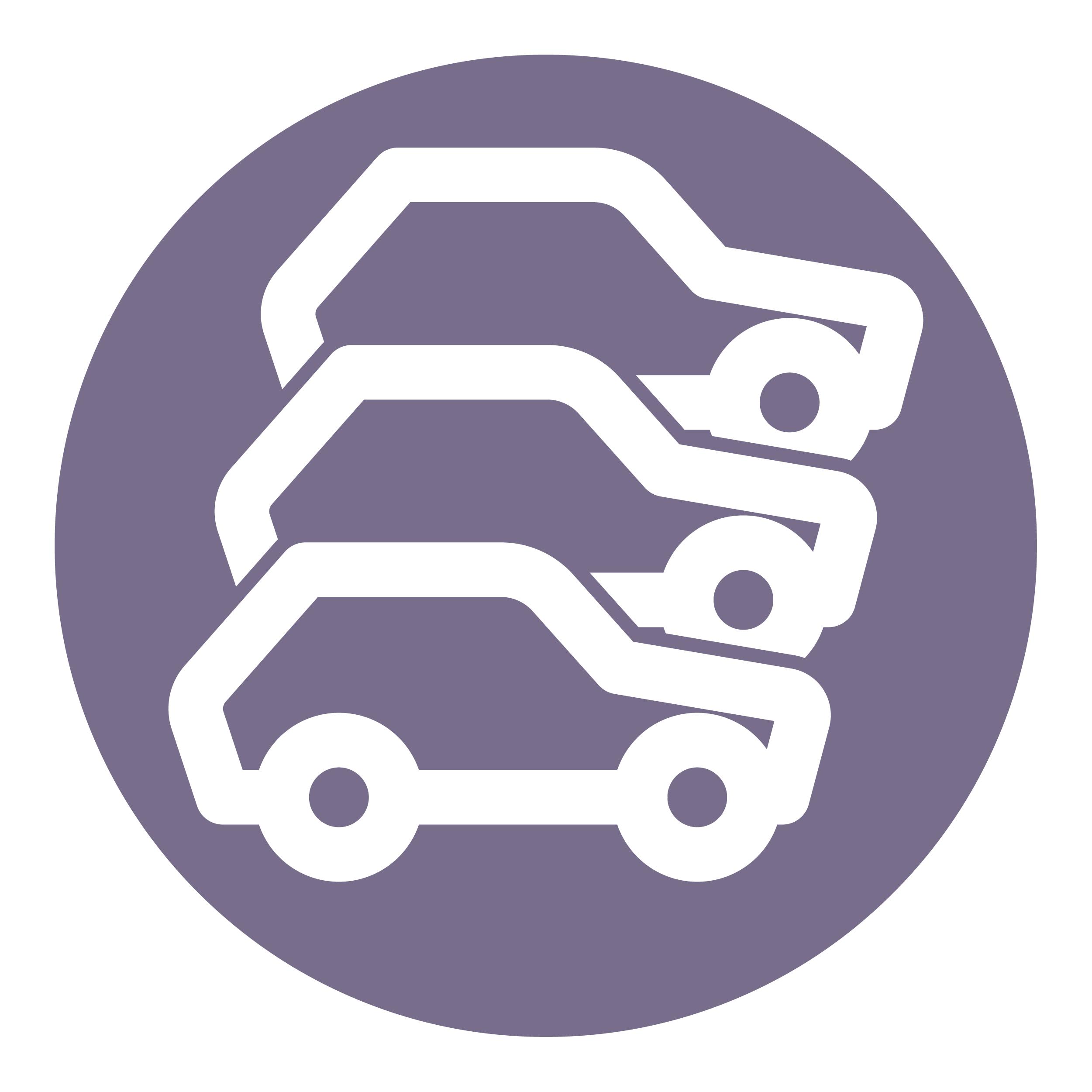 Microlog icon cars counter