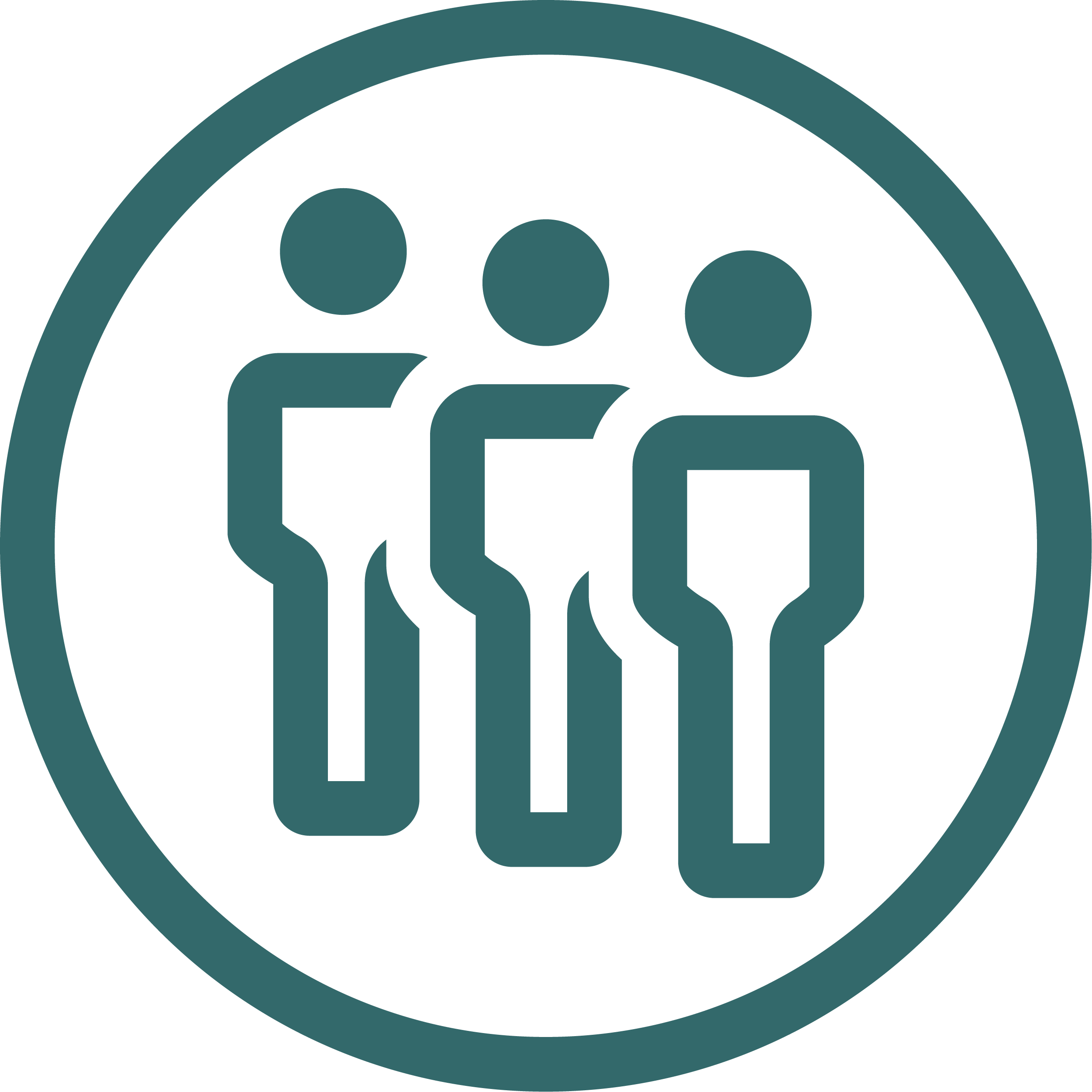 Microlog icon People Counter