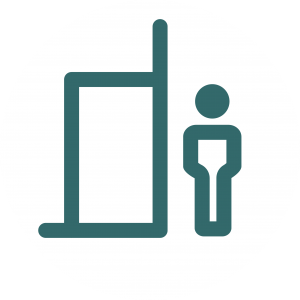 icon passersby counter