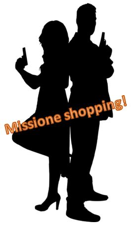 missione shopping