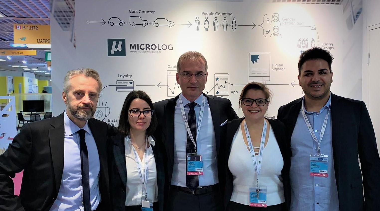 Team Microlog Mapic 2019