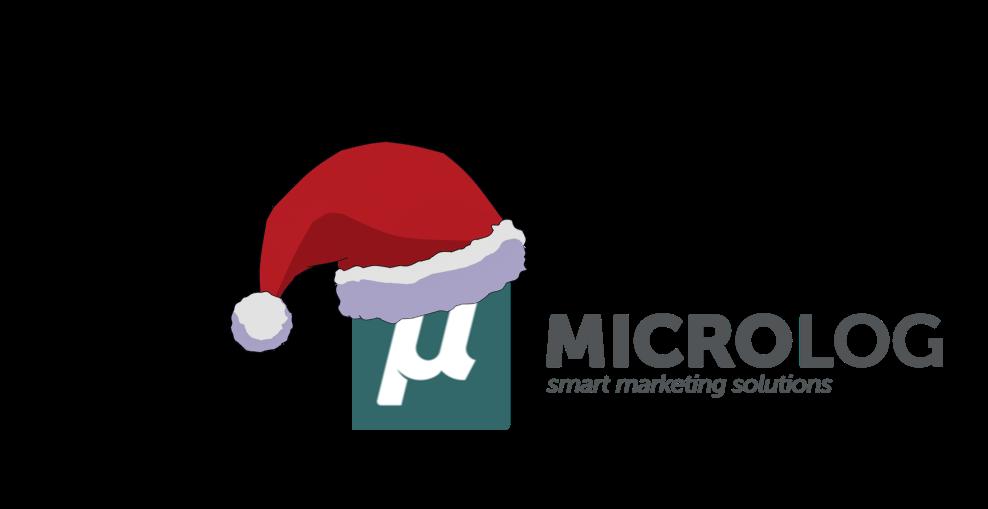 Christmas logo Microlog
