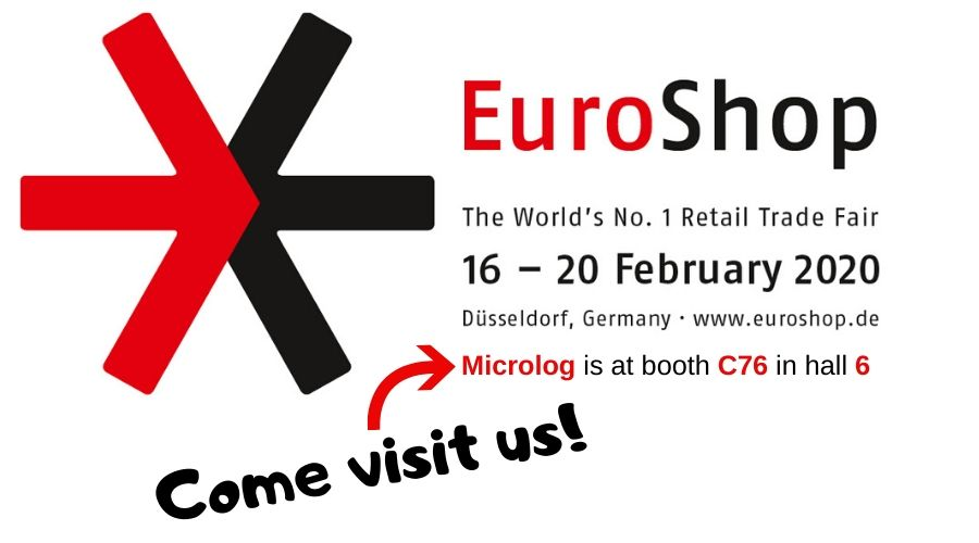 Microlog at EuroShop 2020