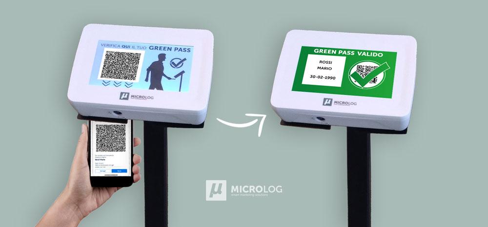 Microlog-lettore-green-pass-funzionamento